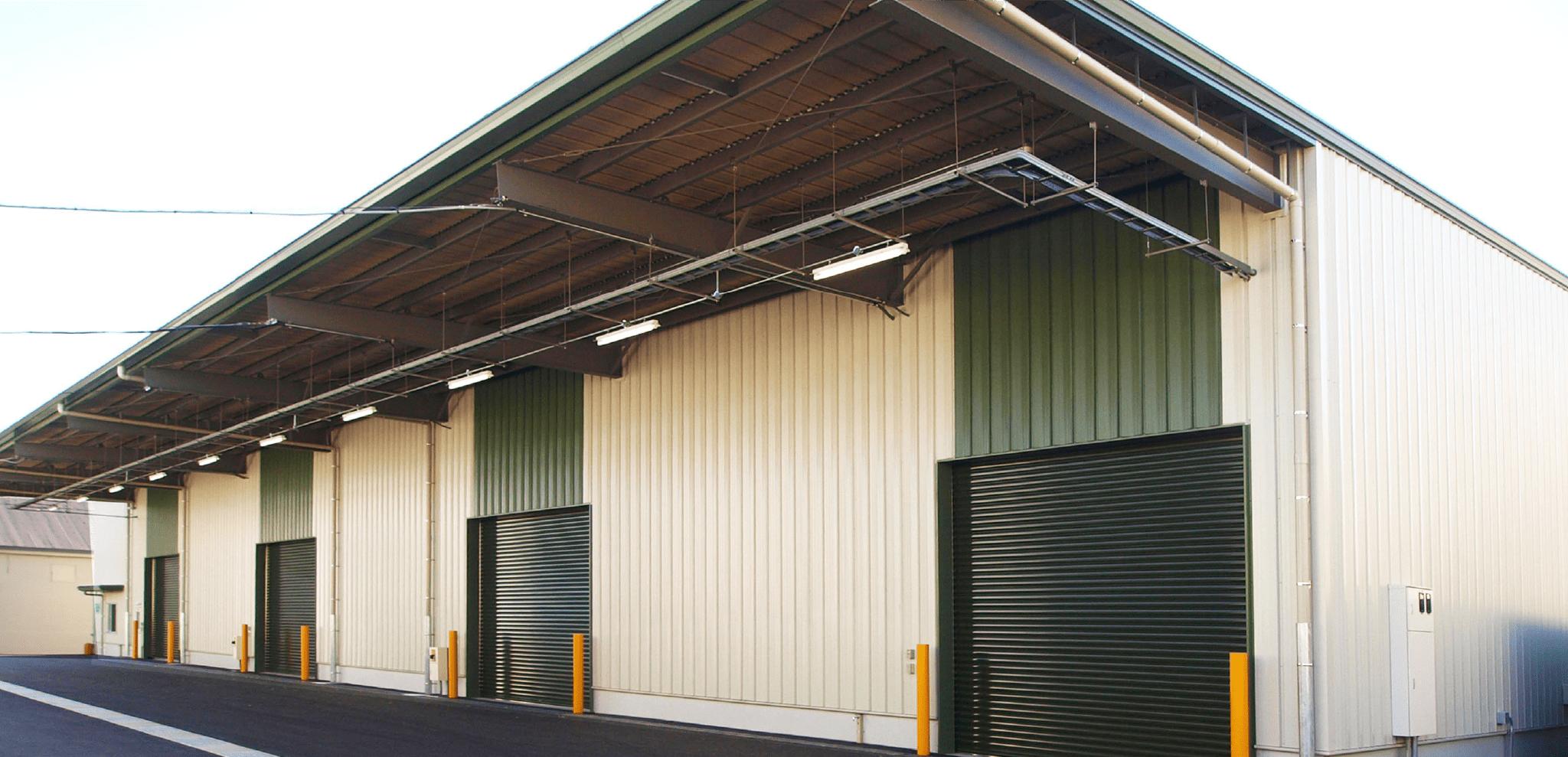 その他の倉庫建設