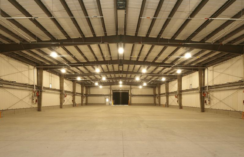 危険物倉庫の運用を考えた設計力