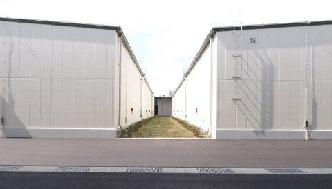 幅広い倉庫施設提案