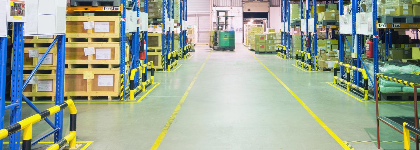 保管スペースの増築・有効化倉庫の建て替え