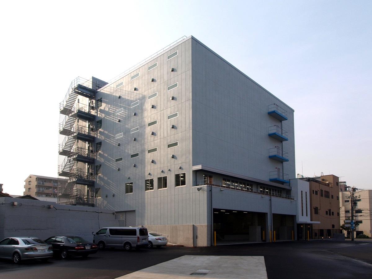 株式会社日邦 本社配送センター