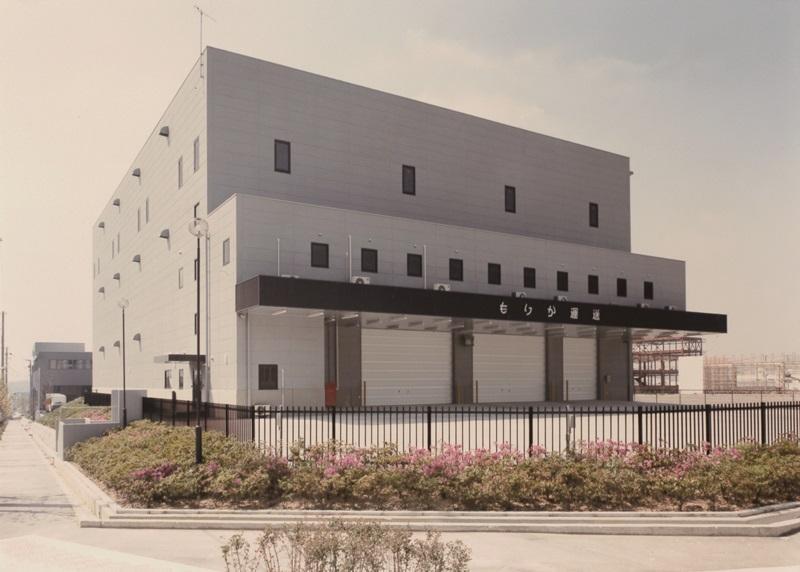もりか運送株式会社 神戸倉庫