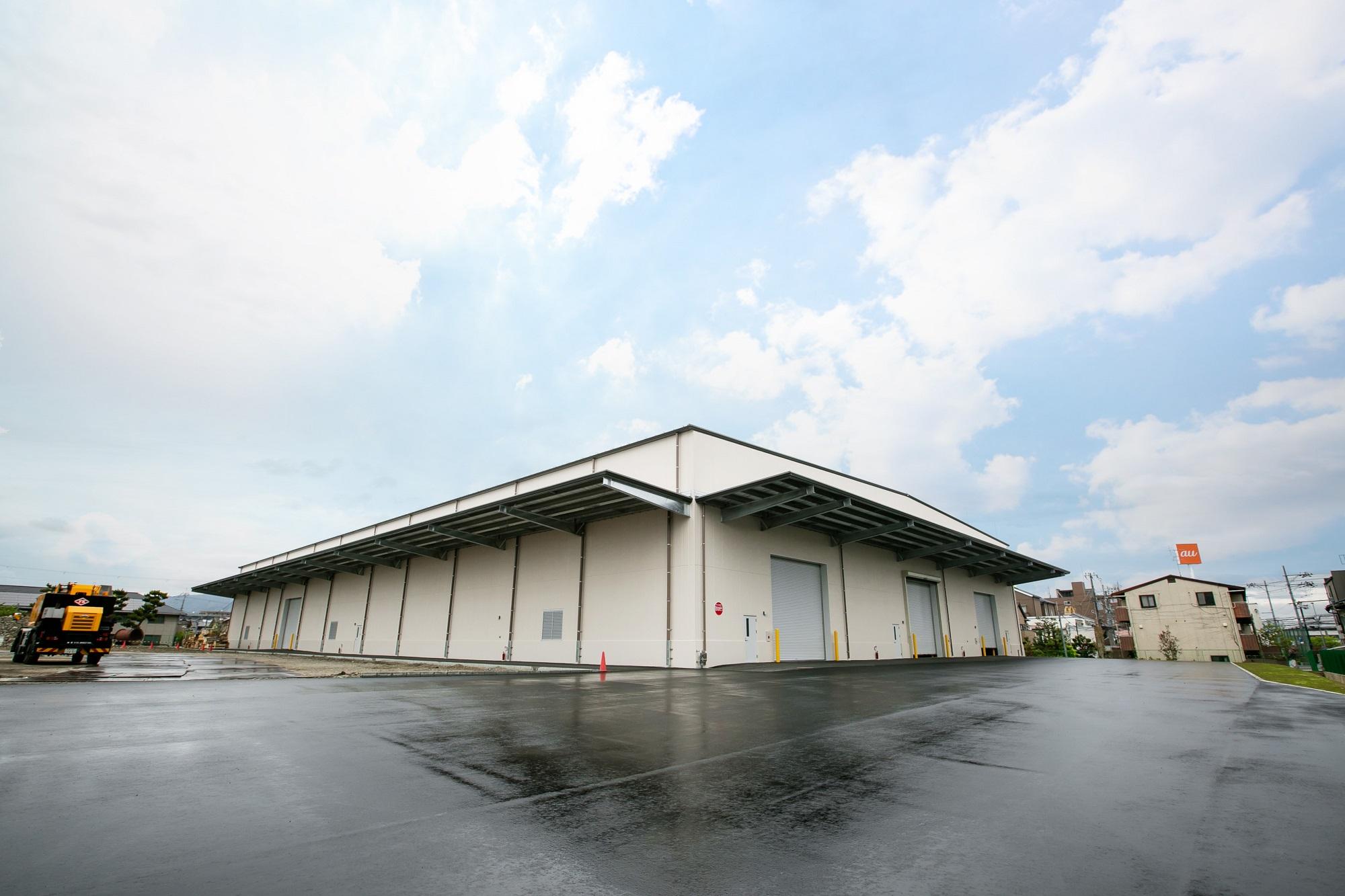 株式会社酉島製作所 木型倉庫