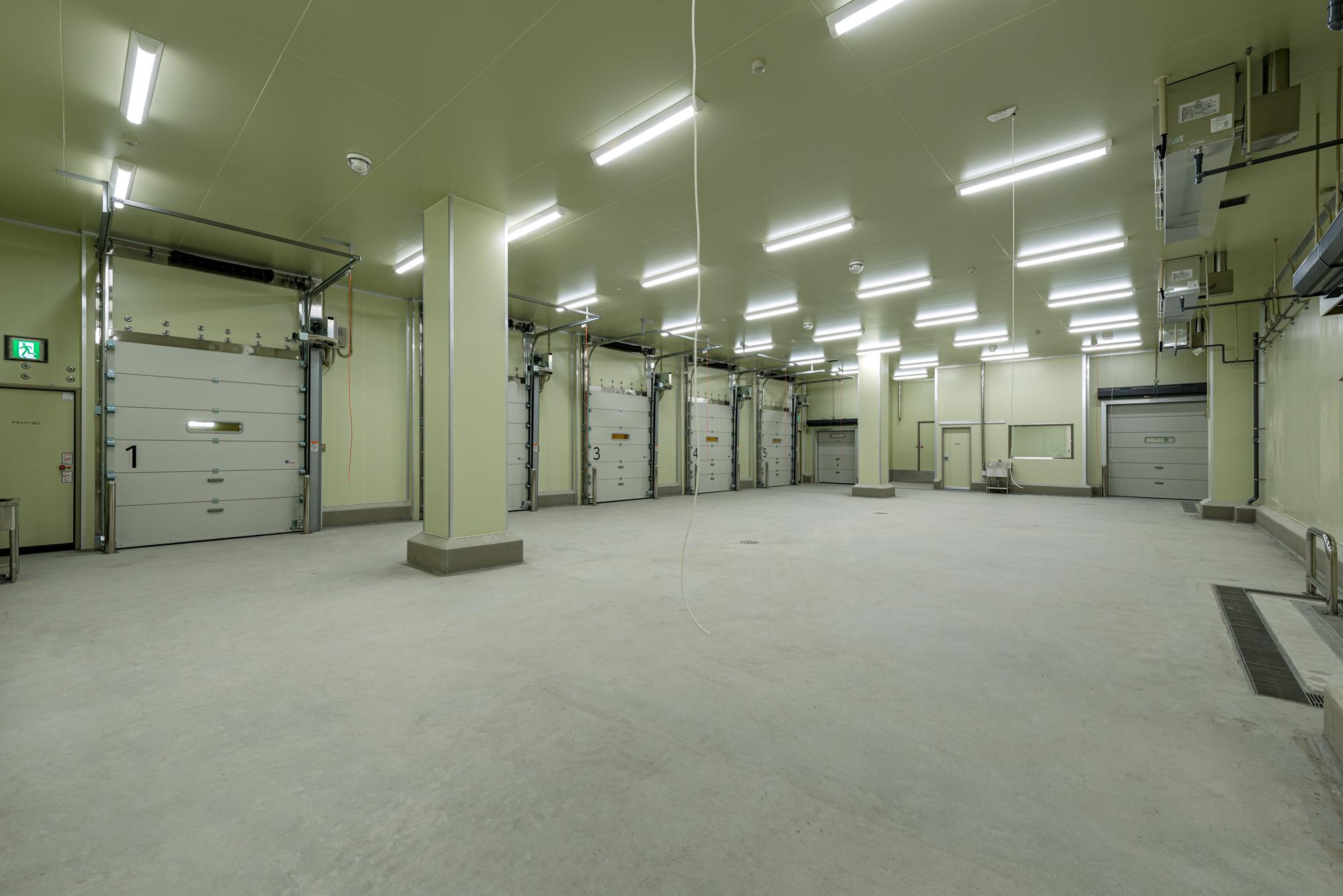 鳥治食品株式会社 豊中本社工場