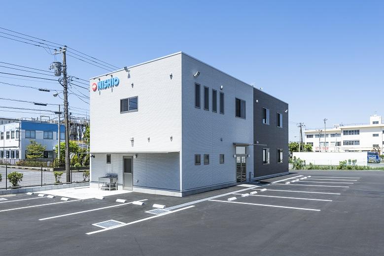西尾レントオール株式会社 東日本プラントセンター新築工事