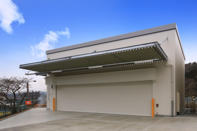 小池産業株式会社 針物流センター D棟倉庫(奈良市)